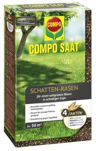 COMPO SAAT® Schatten-Rasen 1 kg für ca. 50 m²