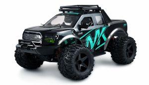 Warrior Monster Truck 1:10 RTR schwarz/blau