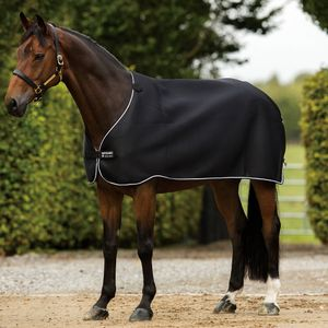 Horseware Rambo Airmax Liner - Black & White, Größe:125