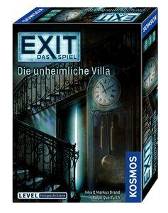 Kosmos - EXIT-Die unheimliche Villa