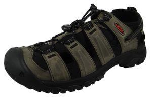 Keen Targhee III Sandal Men grey/black - Freizeitsandale, Keen_Farbe:grey/black, Keen_Größe_Herren:43 (US 10)