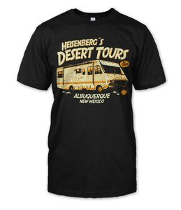 Breaking Bad T-Shirt HEISENBERG'S DESERT TOURS Gr. S - T-Shirts