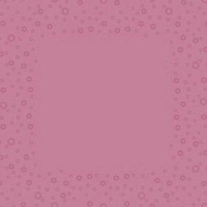 1 Mitteldecke 80x80cm  Momente Uni pink