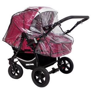 Zekiwa Regenschutzhülle zu den  Modellen: Duett , Duett Sport und (alt) Twin New