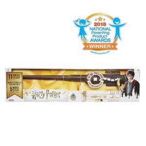 Jakks Pacific Harry Potter Interaktiver Zauberstab Exclusive Wave Harry Potter 38 cm JPA39900-HP