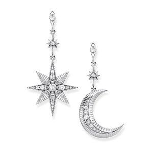 Thomas Sabo H2026-643-14 Ohrringe Damen Royalty Stern & Mond Silber