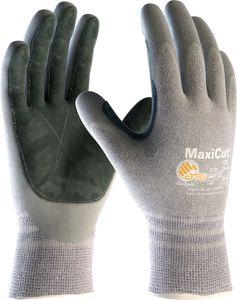 ATG Schnittschutz-Handschuhe 34-470 Schnittschutzhandschuhe MaxiCut 2480 Mehrfarbig grau/grau 10