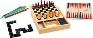 Small Foot_Spielesammlung Spieleklassiker 4 in 1_3491