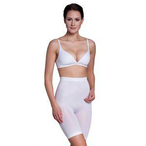 Miss Perfect Shapewear Damen - Miederhose Bauchweg Unterhose (XS-XXL) Body Shaper Damen seamless Miederhose Bauch weg - figurformend, Größe:36 (XS), Farbe:Weiß (WH)