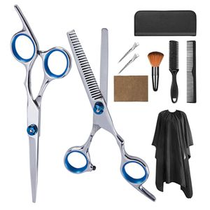 Salon Barber Haarschneideschere Stylist Schere Mit Haarschneideumhängen