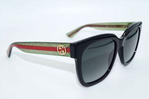 GUCCI Sonnenbrille Sunglasses GG 0034 002
