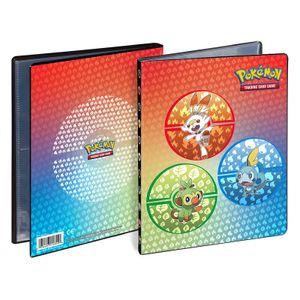 Pokémon Schwert & Schild Starter-Pokemon 4-Pocket Portfolio