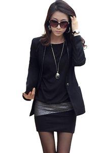 95-31 Mississhop Damen Minikleid festlich glitzer Kleid Pulli Tunika Schwarz L