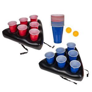 Bier Pong Hut Trinkspiel