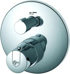 Ideal Standard Badethermostat 100 CERATHERM UP-Bausatz 2 (EASY-Box) chrom