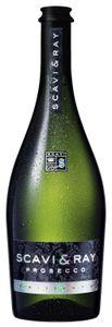Scavi & Ray Prosecco Frizzante Perlwein Italien | 10,5 % vol | 0,75 l