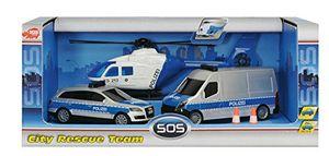 Dickie 203314927 City Rescue Team