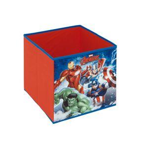 Avengers Aufbewahrungsbox Spielzeugkiste Kiste Spielzeugbox Spielebox Toy Box Würfel