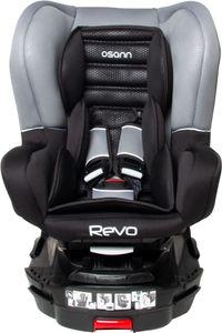 Osann Revo SP Reboarder Isofix Gruppe 0+/1 (0-18 kg) 360 Grad drehbar - Luxe Gris