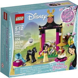 LEGO® Disney Princess™ Mulans Training; 41151