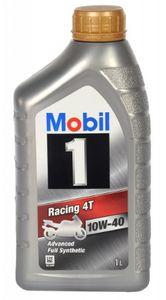 1 Liter MOBIL 15W-50 Racing 4T 1 API SN API SJ API SH JASO MA