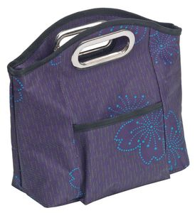 Handtasche, Shopper Try Purple