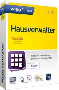 WISO Hausverwalter 2020 Start, 1 CD-ROM