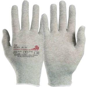 10 Paar KCL Camapur Comfort Antistatik, Größe:9