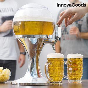 InnovaGoods Ball Bier Kühlzapfanlage
