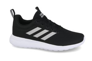 adidas Lite Racer Cln K Damen Sneaker Schwarz Schuhe, Größe:38 2/3