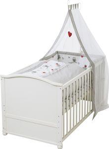 Roba Kombi-Kinderbettset 'Adam & Eule'; 0391W-3 V148