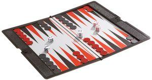 Philos 6530 - Backgammon Reisespiel, magnetisch 4014156065307