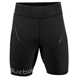 Blueball Sport Compression Short With Pocket Black / Grey XXL