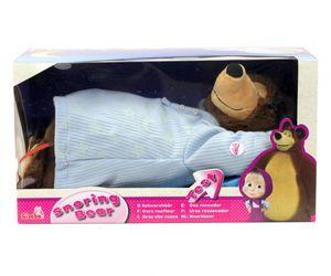 Simba Toys 109301008009, Spieltiere, Mehrfarben, 3 Jahr(e), Mascha und der Bär, Bär, 9 Jahr(e)