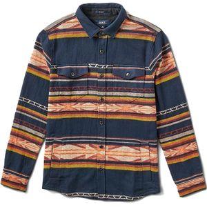 Roark Revival Herren T-Shirt ALEUTIA BLANKET OVERSHIRT, Größe:L, Farben:navy