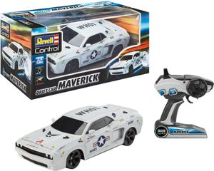 Revell® RC-Auto, RC Drift Car Maverick, 2,4 GHz, mit LED Beleuchtung