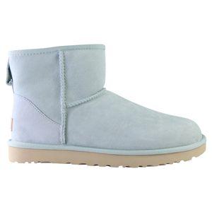 UGG Classic Mini II Boot Stiefel Damen Hellgrau (1016222 SYG) Größe: 40 EU