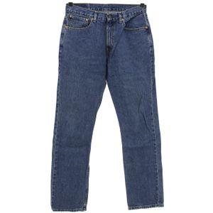 #6357 Levis,  Herren Jeans Hose, Denim ohne Stretch, blue, W 34 L 34