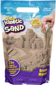Spin Master 57019 Kinetic Sand Colour Bag Braun (907gr)