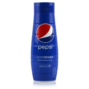SodaStream Getränke-Sirup Softdrink Pepsi 440ml (1er Pack)