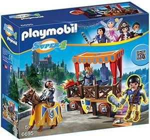 PLAYMOBIL 6695 - Königstribüne mit Alex