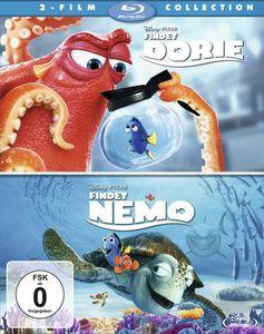 Findet Nemo & Findet Dorie [Blu-Ray]