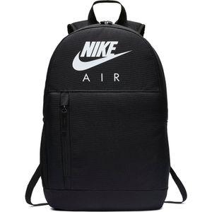 Nike Kider Freizeit Schul-Sport-Rucksack NIKE ELEMENTAL Backpack schwarz weiss