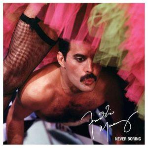 Freddie Mercury - Never Boring -   - (CD / Titel: A-G)