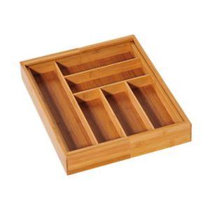 KESPER variabler Holz-Besteckkasten -em Bambus 58085-13