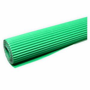 Creleo - Wellpappe gerollt 50x70 cm grün