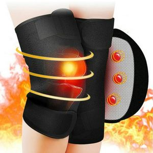 Knie Massagegerät, Wireless Knee Brace Knee Pads Mit Wärmetherapie, Wärme Knieschoner Physiotherapie Für Arthritis Muskeln Schmerzlinderung -1 Paar