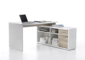 """Eckschreibtisch """"TOKYO"""" Winkelkombination Winkelschreibtisch Büromöbel Schreibtisch Sideboard"""