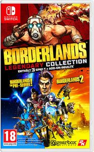 Borderlands  Legendary Coll. Switch AT - Take2  - (Nintendo Switch / Shooter)