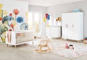 Kinderzimmer 'Lumi' breit groß